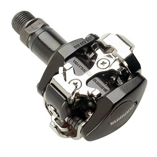 Pedales Shimano PD M505 Negro