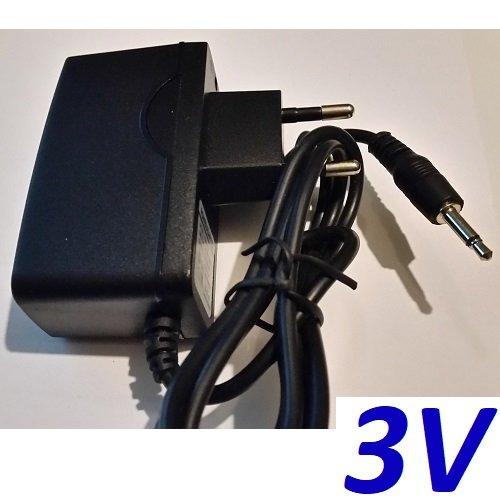 CARGADOR ESP - Ladegerät Aktuelle 3V Ersatz für Remington MB310 MB320C MB310C MB320C Netzadapter Netzteil Replacement