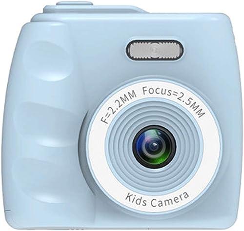 Kinder Digitalkamera Spielzeug kann Fotos Video Baby Fotografie Mini HD Kinder Urlaub Geburtstagsgeschenk nehmen (Farbe   B, Größe   32GB)