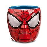 Disney Spider-man Sculptured Coffee & Tea Mug