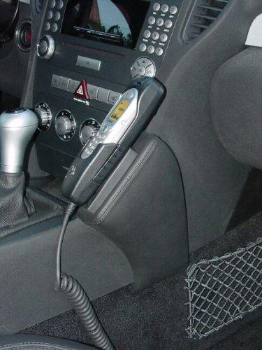 KUDA 091495 - Supporto In Ecopelle Per Mercedes SLK (R171) Dal 03/2004 Fino A 02/2011