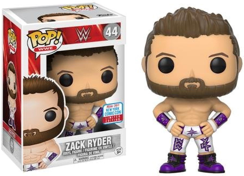 Funko  Figurine WWE Zack Ryder Exclu Pop 10cm  0889698151733