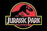 Jurassic Park PP34299 Drucken, Mehrfarbig, 61 x 91.5cm