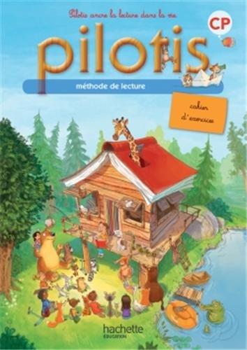 Pilotis CP - Cahier d'exercices