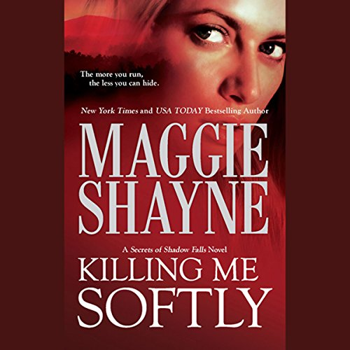 Killing Me Softly audiobook cover art