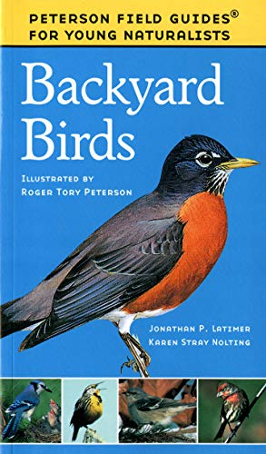 Backyard Birds Field Guides for Young Naturalists