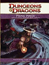 Best 4th edition psionics Reviews