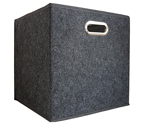 Filz Aufbewahrungsbox/ Faltbox in...