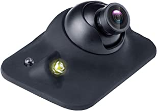 3T6B Car Blind Spot Side View Camera, Infrared LEDs Night Vision without Guide Line Waterproof camera, Mirror/Non-mirror HD rear view reversing cam