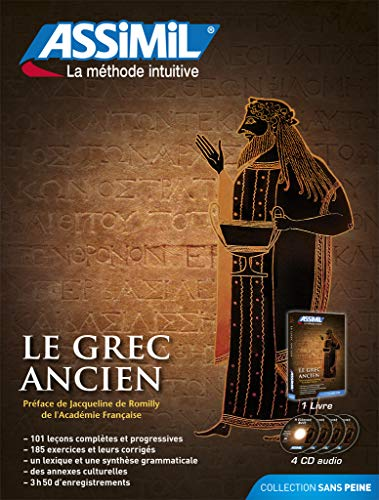Helebook assimil pack cd grec ancien livre4 cd audio french easy you simply klick assimil pack cd grec ancien livre4 cd audio french edition book download link on this page and you will be directed to the free fandeluxe Image collections