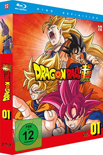Dragonball Super - TV-Serie - Vol. 1 - [Blu-ray]