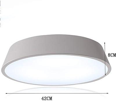 Lámpara de techo - WeRo Diseño Malaga de 020 C: Amazon.es ...