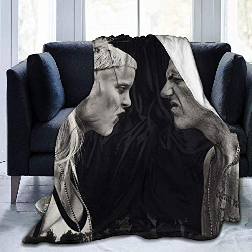 Yaxinduobao Weiche Decke Die Antwoord Soft and Warm Throw Blanket Soft Micro Plush Bed Couch Throw Blanket 80