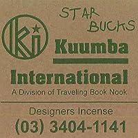 KUUMBA/クンバ『incense』(STAR BUCKS スターバックス)(Regular size レギュラーサイズ)