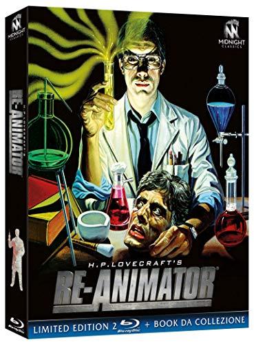 Re-Animator Esclusiva Amazon (2 Blu-ray) [Tiratura Limitata Numerata 1000 Copie]