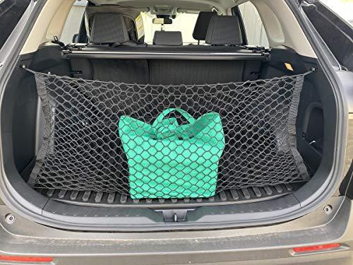 Envelope Style Trunk Cargo Net for Toyota RAV4 Rav4 Hybrid Prime 2019 2020 2021