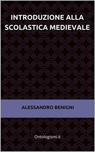 introduzione alla scolastica medievale ontologismi it pdf