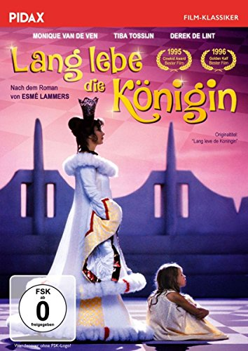 Lang lebe die Königin (Lang leve de koningin) / Preisgekrönte Verfilmung des gleichnamigen Romans (Pidax Film-Klassiker)