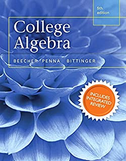 College Algebra with Integrated Review and Worksheets Plus New Mylab Math with Pearson Etext-- Access Card Package