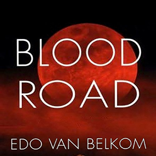 Blood Road audiobook cover art