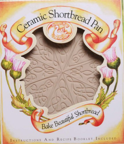 Brown Bag Design Celtic Knot Shortbread Cookie Pan, 11-1/2-Inch by 9-Inch