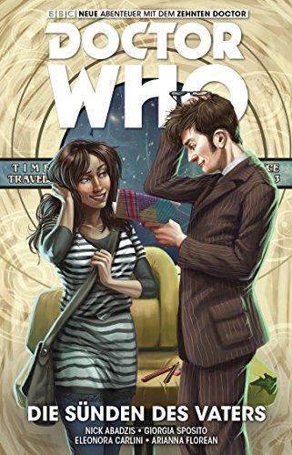 Doctor Who - Der zehnte Doktor, Band 6: Die Sünden des Vaters (Comic)