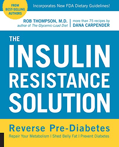 II5 Book] Free Download The Insulin Resistance Solution