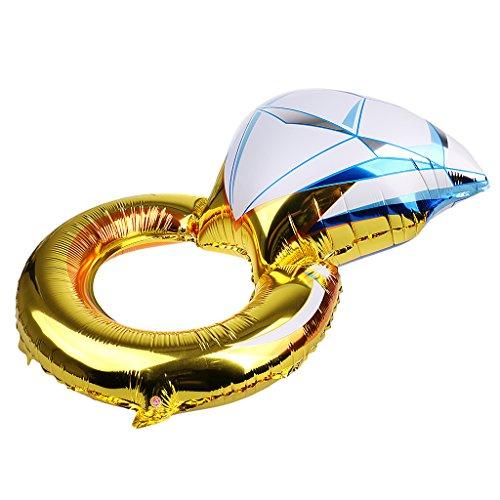 XXL Folienballon Ring - 3