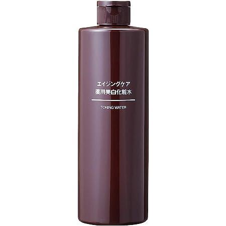 無印良品 エイジングケア薬用美白化粧水(大容量) 400mL 82926842 400ミリリットル (x 1)
