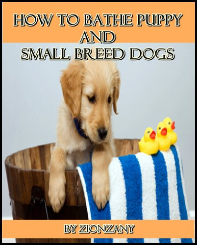 Dog Care : How To bathe Puppy and Small Breed Dogs (English...