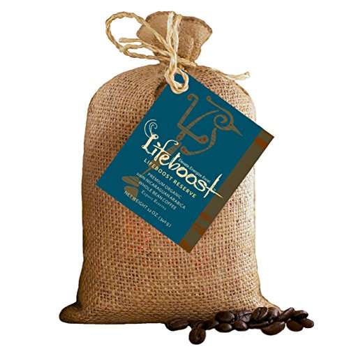 Premium Organic Coffee Beans By Lifeboost - Single Origin...