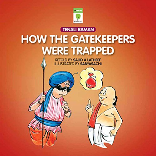 How the Gatekeepers Were Trapped audiobook cover art