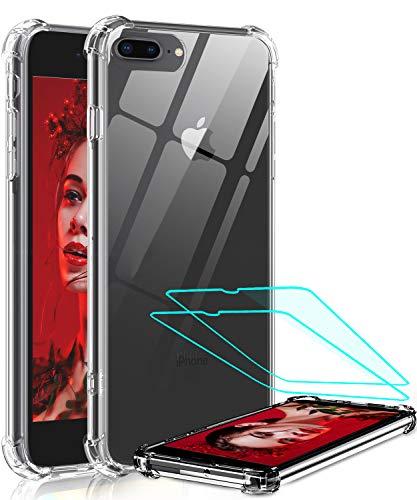 LeYi Funda iPhone 8 Plus / 7 Plus / 6 Plus con...