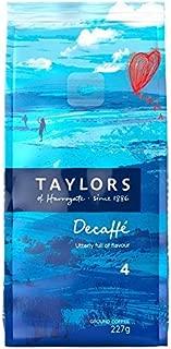 Taylor's Rich Roast Decaffeinated Coffee - 227g