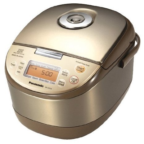 Panasonic IH rice cooker (1.0L / 5.5 cups)...