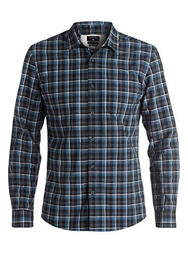 Quiksilver Everyday Check - Long Sleeve Shirt - Homme