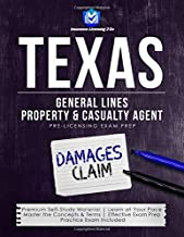 Texas General Lines Property & Casualty Agent: Pre-Licensing Exam Prep