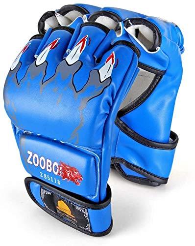 ZooBoo MMA Handschuhe, Halbfinger MMA...
