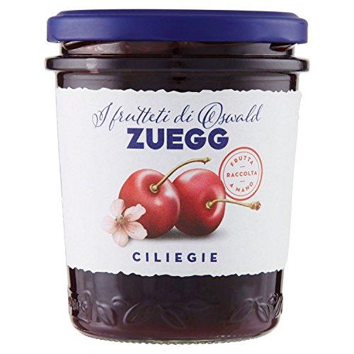 Zuegg Confettura di Ciliegie, 320g