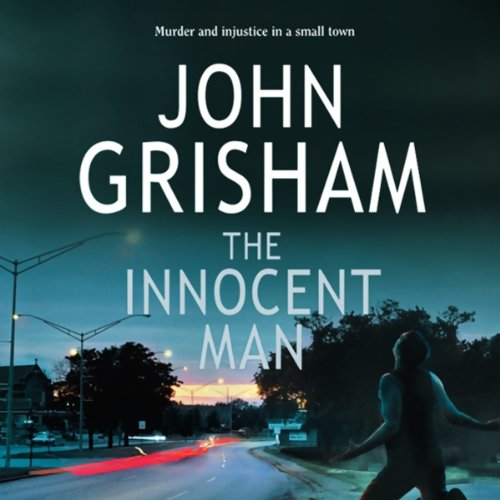 The Innocent Man audiobook cover art
