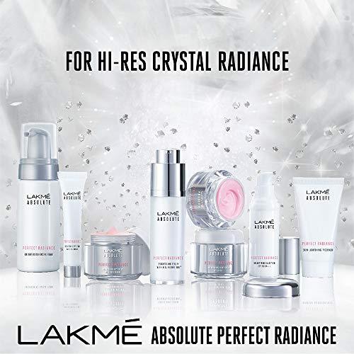 Lakme Absolute Perfect Radiance Skin lightening/Brightening Day Creme 50 g 4