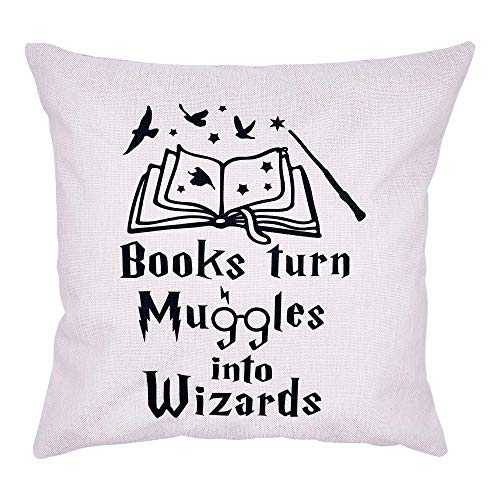 Potterhead pillow case