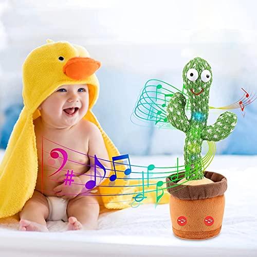 Tanzender Kaktus, Sprechender Kaktus...