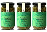 Delicious & Sons Salsa Pesto Genovese 190g (Pack de 3)