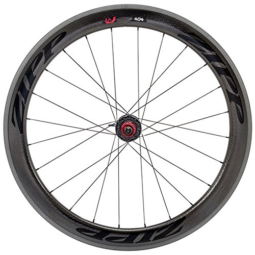 Zipp 404 Firecrest Carbon Clincher V3 Road Wheel - Rear