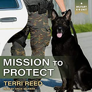 Mission to Protect audiobook cover art