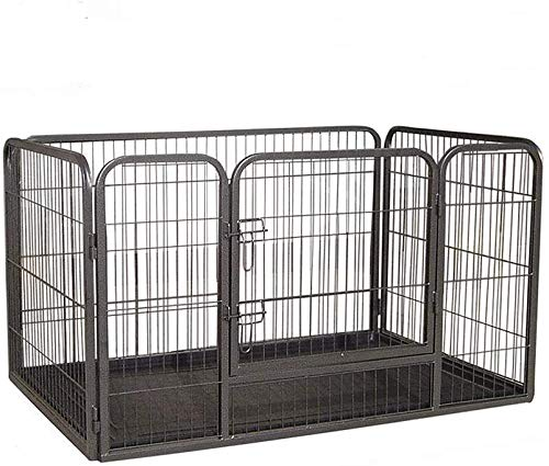 Doggy Style Heavy Duty Whelping Puppy Play Pen With Abs Tray