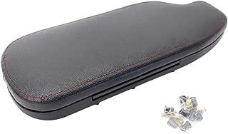Carrfan Grab Tray Passenger Storage Tray Organizer Grab Handle Storage Box for Jeep Wrangler JK 2013-2017