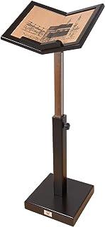 Quran Stand Wood color dark brown