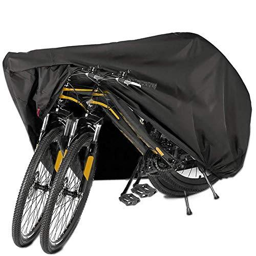 BICASLOVE Funda Bicicleta, Nylón 190T Anti Polvo Resistente